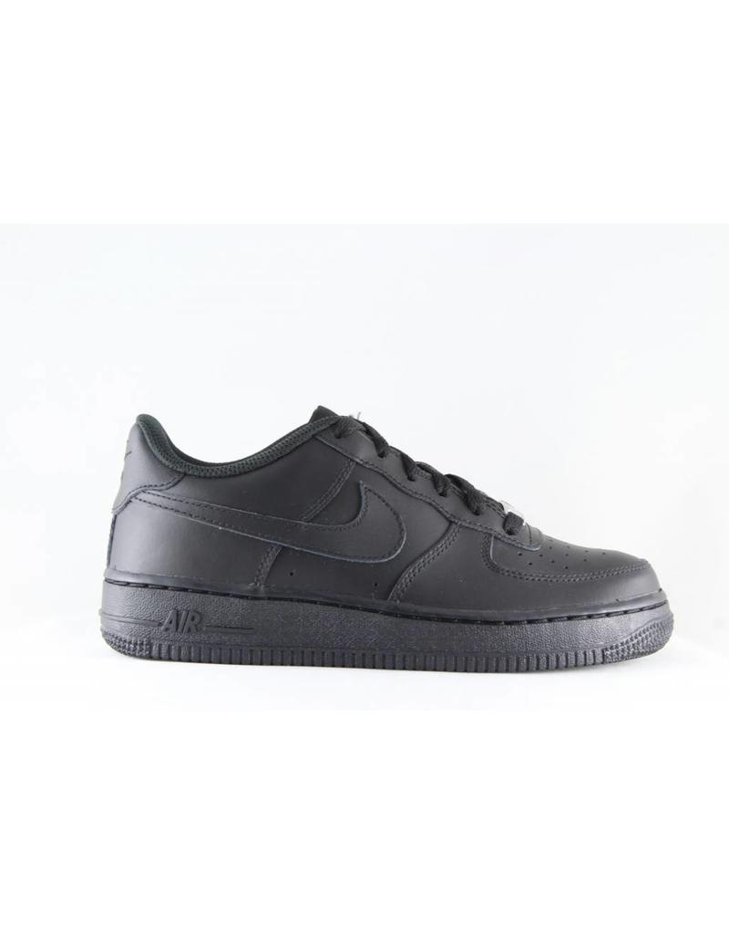 Nike J NIKE AIR FORCE 1 (gs) Black/Black-Black