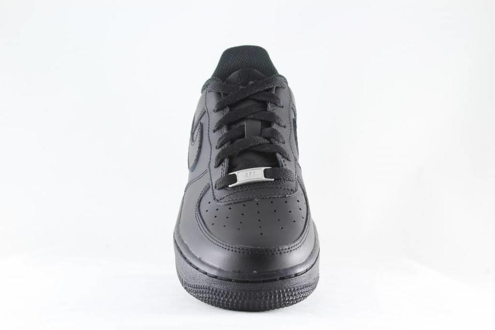 Nike J NIKE AIR FORCE 1 (gs) Black/Black-Black