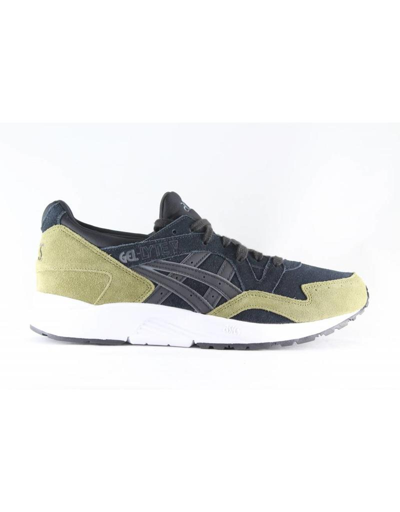 Asics M ASICS GEL-LYTE V LEATHER Black/ Black