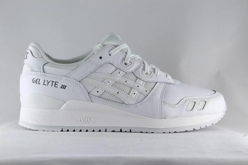 Asics ASICS GEL LYTE III LTR White/ White