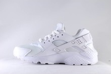 Nike NIKE HUARACHE RUN (GS) White/ White-Pure Platinum