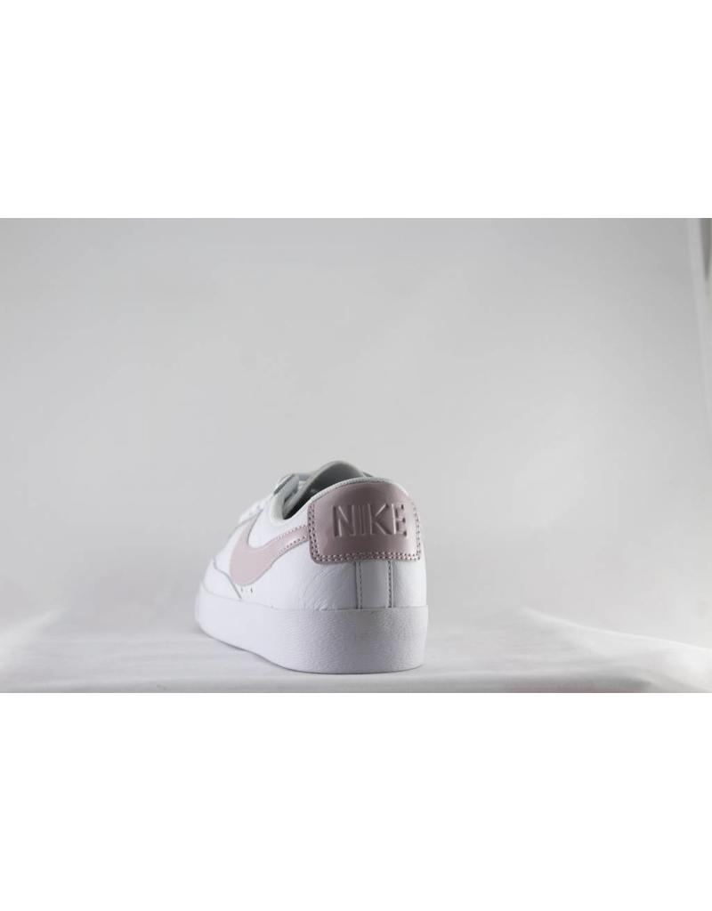 Nike W NIKE BLAZER LOW LE White/ Particle Rose/ White