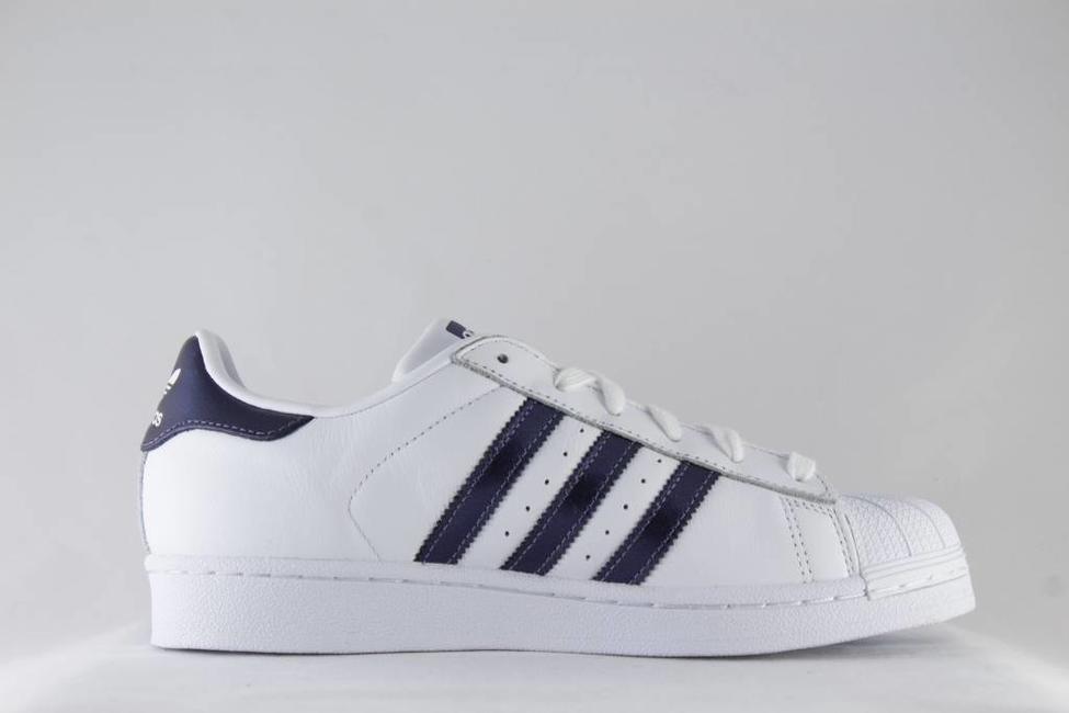 Adidas W ADIDAS SUPERSTAR Ftwwht/ Punime/ Ftwwht
