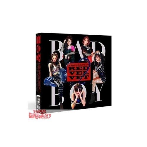 """RED VELVET - THE PERFECT RED VELVET """"BAD BOY"""" - 2ND REPACKAGE ALBUM"""