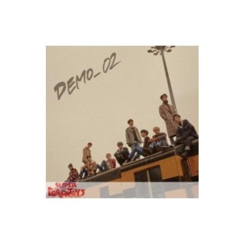 PENTAGON - DEMO_02 - 5TH MINI ALBUM