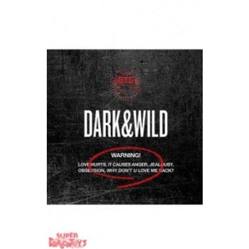 BTS - DARK & WILD