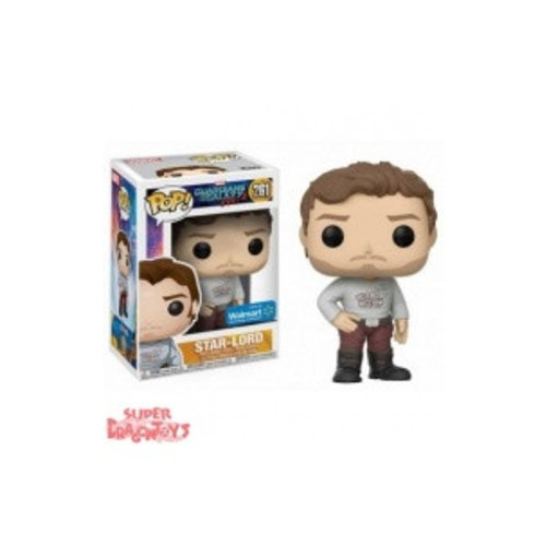 FUNKO  GUARDIANS OF THE GALAXY VOL 2 - STAR LORD - FUNKO POP LIMITED EDITION