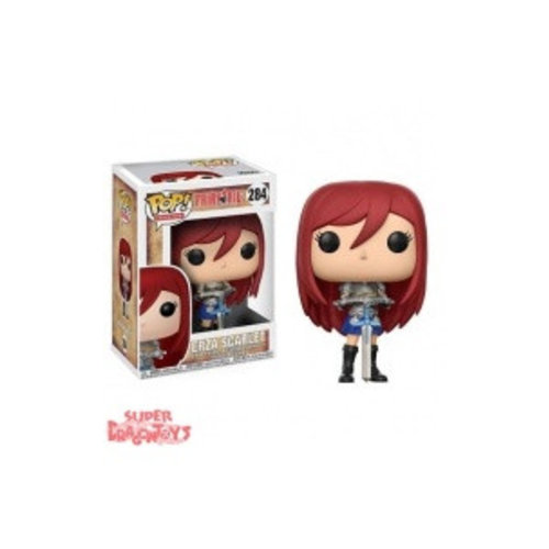 FUNKO  FAIRY TAIL - ERZA SCARLET - FUNKO POP