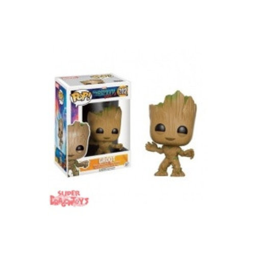 FUNKO  GUARDIANS OF THE GALAXY VOL 2 - YOUNG GROOT - FUNKO POP