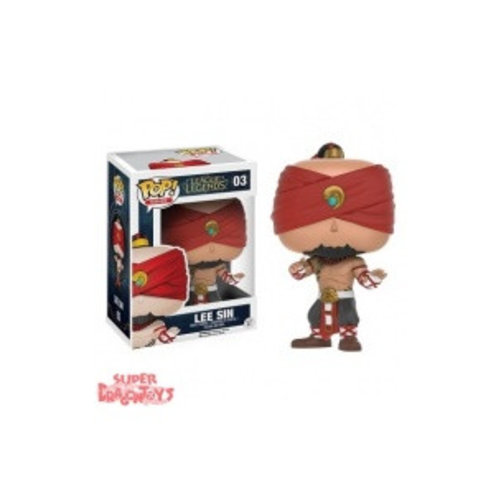 FUNKO  LEAGUE OF LEGENDS - LEE SIN - FUNKO POP