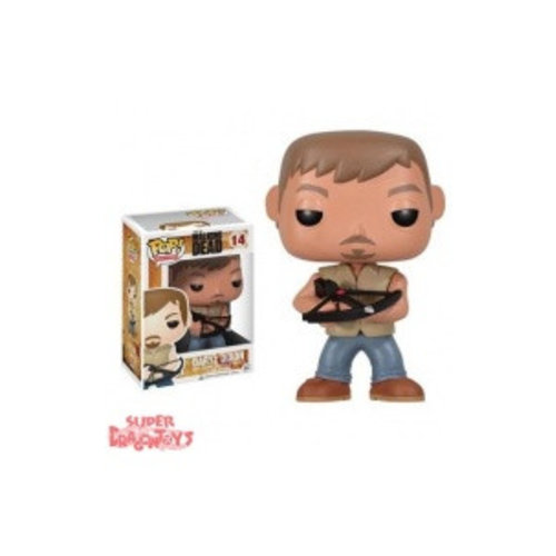FUNKO  WALKING DEAD - DARYL DIXON - FUNKO POP