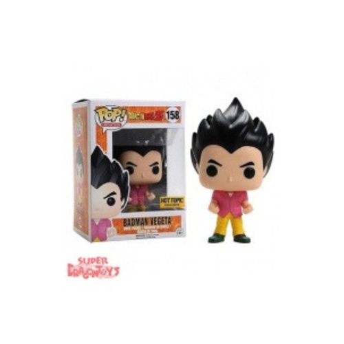 FUNKO  DRAGON BALL Z - BADMAN VEGETA - FUNKO POP LIMITED EDITION
