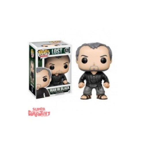 FUNKO  LOST - MAN IN BLACK - FUNKO POP