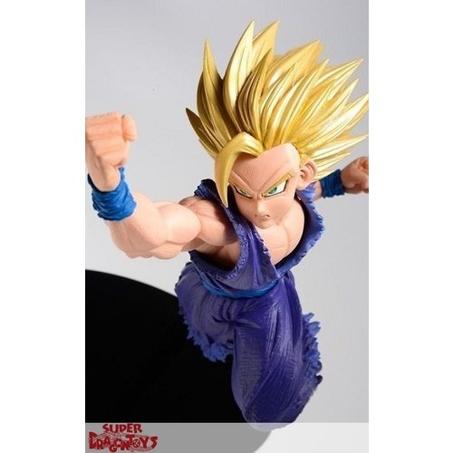 BANPRESTO  DRAGON BALL Z - SON GOHAN - SCULTURES BIG SERIE 7