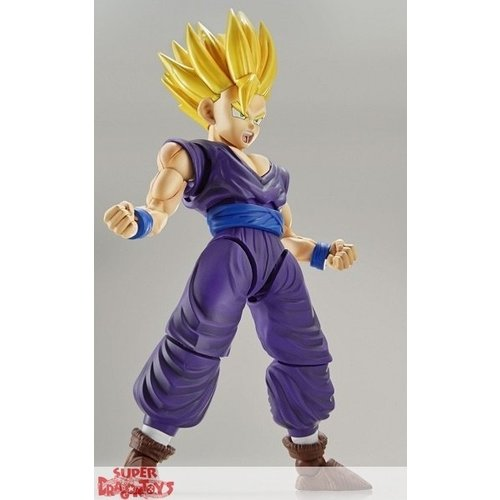 "BANDAI DRAGON BALL Z - SUPER SAIYAN 2 SON GOHAN - ""FIGURE RISE STANDARD"" PLASTIC MODEL KIT"