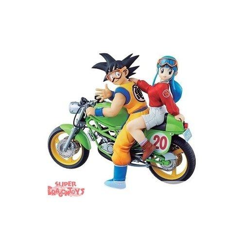 DRAGON BALL Z - SON GOKOU & CHI-CHI - DESKTOP REAL MCCOY