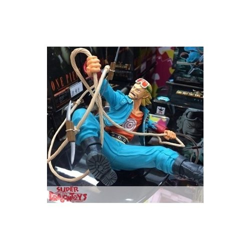 BANPRESTO  ONE PIECE - PAULY - SCULTURES BIG SERIE 4