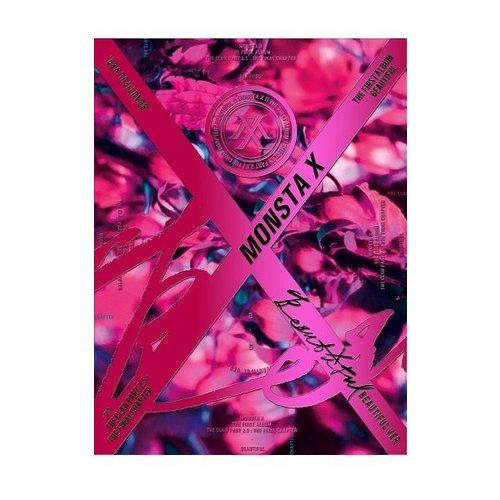 "MONSTA X - BEAUTIFUL - 1ST ALBUM - ""BEAUTIFUL"" VERSION"