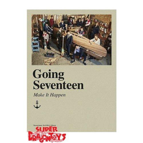 SEVENTEEN - GOING SEVENTEEN - 3RD MINI ALBUM