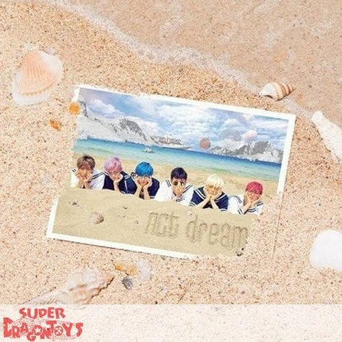 NCT DREAM - WE YOUNG - 1RST MINI ALBUM