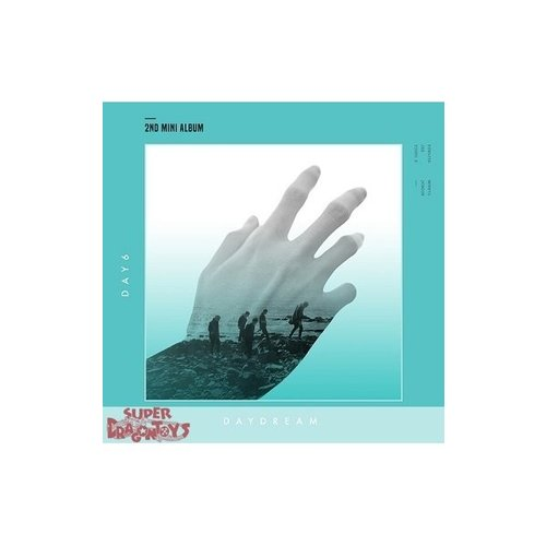 DAY6 - DAYDREAM - 2ND MINI ALBUM