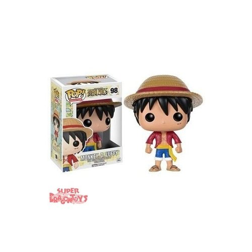 FUNKO  FUNKO POP COLLECTION - ONE PIECE - MONKEY D LUFFY