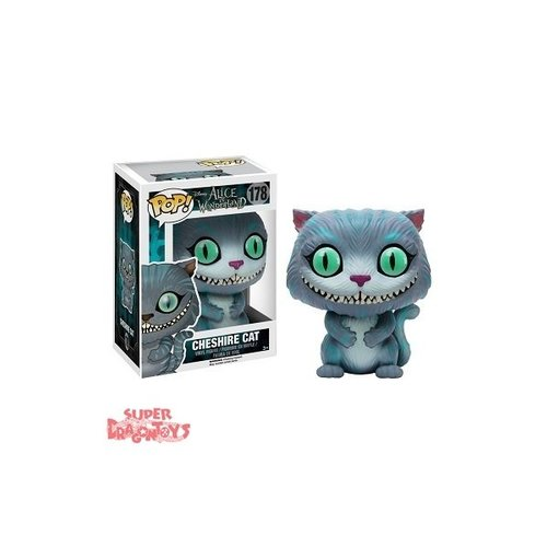 FUNKO  ALICE IN WONDERLAND - CHESHIRE CAT - FUNKO POP
