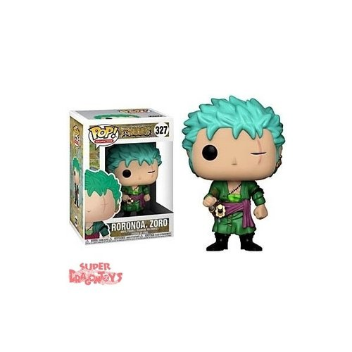 FUNKO  ONE PIECE - RORONOA ZORO - FUNKO POP