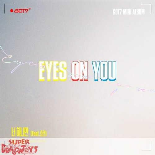 "GOT7 - EYES ON YOU - ""ON"" VERSION - MINI ALBUM"
