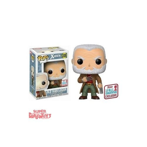 FUNKO  X-MEN - OLD MAN LOGAN - FUNKO POP [2017 FALL CONVENTION] EXCLUSIVE