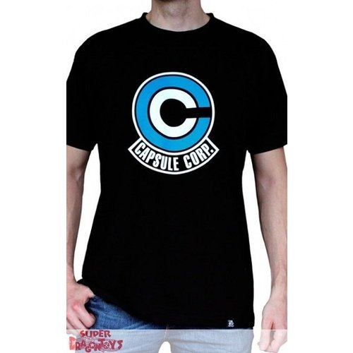 "ABYSSE CORP. DRAGON BALL - T-SHIRT ""CAPSULE CORP"""