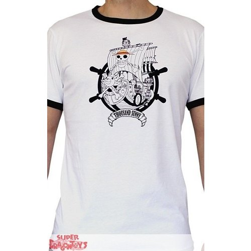 "ABYSSE CORP. ONE PIECE - T-SHIRT ""THOUSAND SUNNY"" - PREMIUM EDITION"