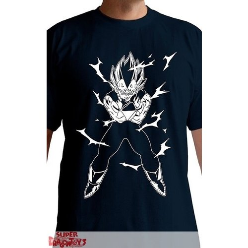 "ABYSSE CORP. DRAGON BALL Z - T-SHIRT ""MAJIN VEGETA"""