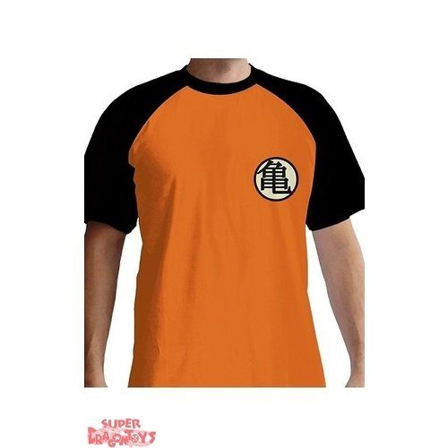 "ABYSSE CORP. DRAGON BALL - T-SHIRT ""KAME"" SYMBOL"