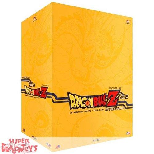 AB VIDEO DRAGON BALL Z - EDITION COLLECTOR - COFFRET 2 - DVD BOX