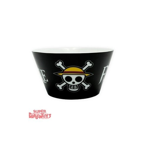 "ABYSSE CORP. ONE PIECE - BOL ""EMBLEME LUFFY & VOGUE MERRY"""