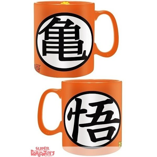 """DRAGON BALL - MUG """"KAME / BUDOKAI TENKAICHI SYMBOL"""""""