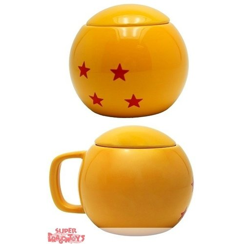 "ABYSSE CORP. DRAGON BALL - MUG 3D ""BOULE DE CRISTAL NO.4"""