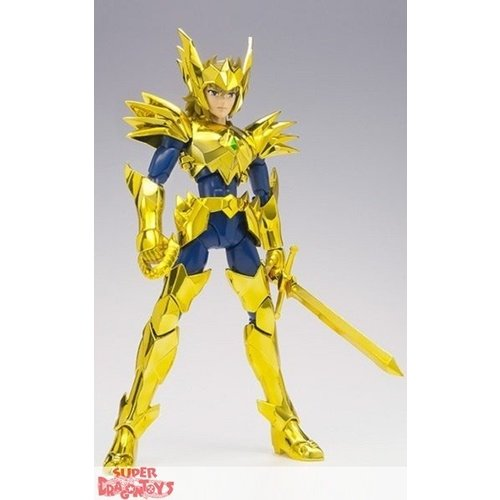 BANDAI SAINT SEIYA - ODIN AIOLIA GOD ROBE - MYTH CLOTH SOUL OF GOLD