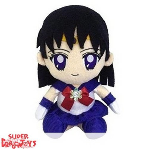 BANDAI SAILOR MOON - SAILOR SATURNE - PELUCHE