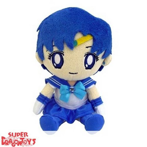 BANDAI SAILOR MOON - SAILOR MERCURE - PELUCHE