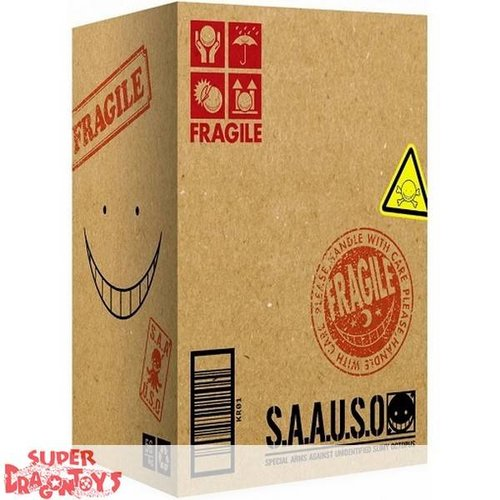 KANA HOME VIDEO ASSASSINATION CLASSROOM - INTEGRALE SAISON 1 - COFFRET COLLECTOR DVD + BLU RAY