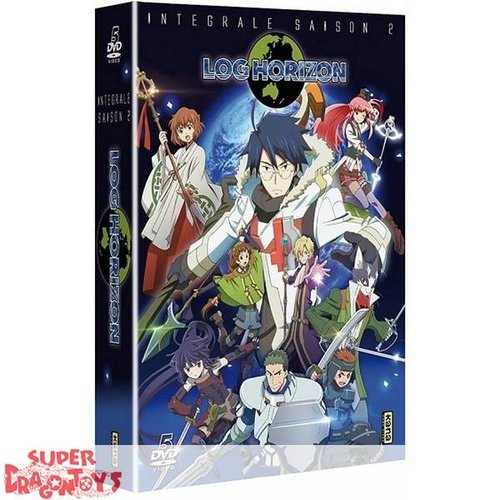 KANA HOME VIDEO LOG HORIZON - INTEGRALE - SAISON 2