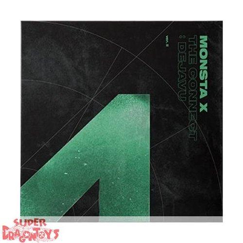 "MONSTA X - THE CONNECT : DEJA VU - VERSION ""II"" - 6TH MINI ALBUM"