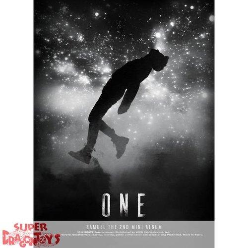 SAMUEL - ONE - 2ND MINI ALBUM