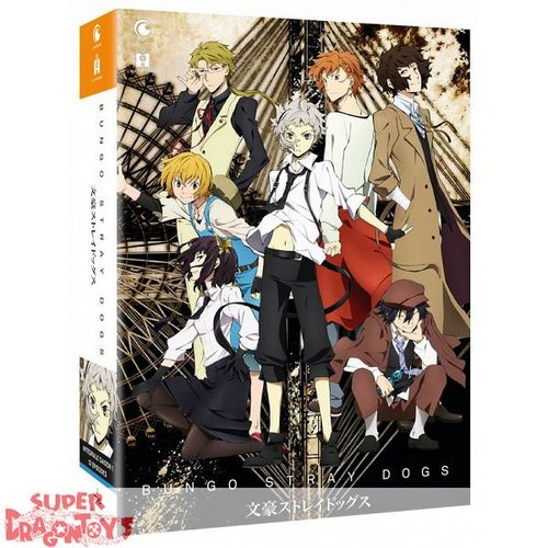 @ANIME BUNGO STRAY DOGS - SAISON 1 - DVD BOX