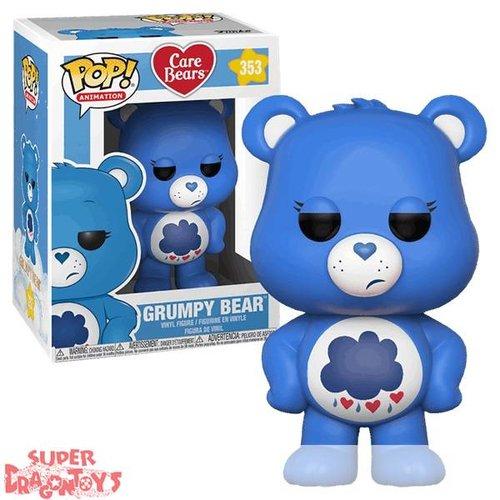 FUNKO  CARE BEARS (LES BISOUNOURS) - GRUMPY BEAR - FUNKO POP