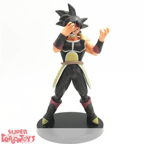 "BANPRESTO  DRAGON BALL HEROES - THE MASKED SAIYAN ""BARDOCK"" - DXF ""7TH ANNIVERSARY"" SERIE 2"