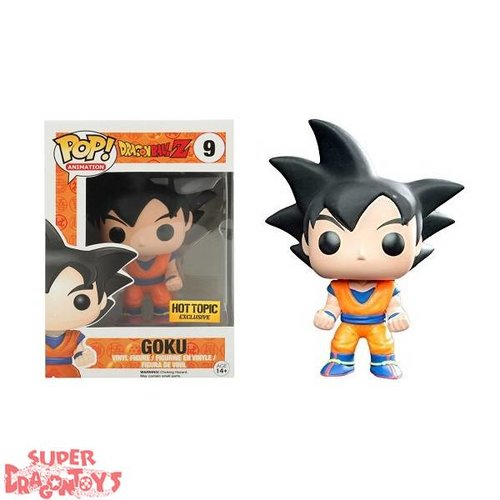 FUNKO  DRAGON BALL Z - GOKU - FUNKO POP EXCLUSIVE