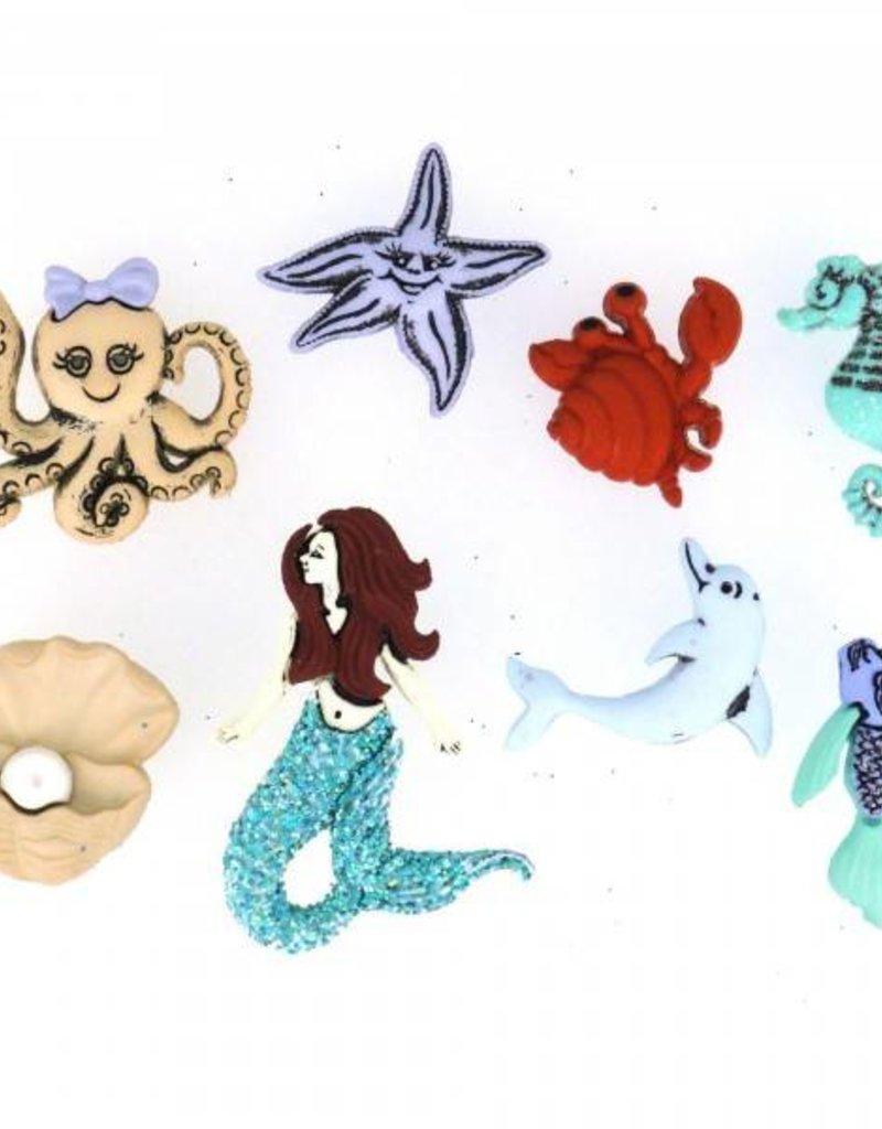 Dress it up 4042 Mermaids